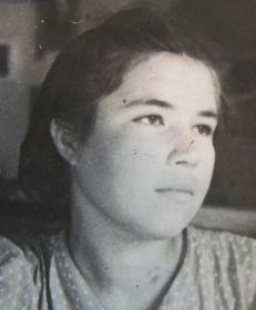 жена Ерзунова  (Сидорова) Вера Александровна