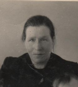 сестра Ольга Дмитриевна