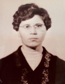 Дочь Жучева Александра Дмитриевича