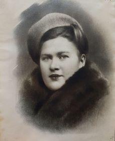 Супруга-Юдаева Антонина Ивановна