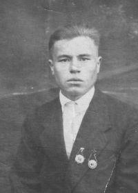 Скворцов Александр Степанович - старший брат
