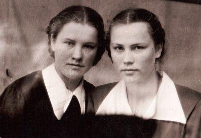 Валентина и Зинаида