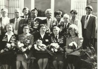 г. Сумы 1991 г.// Бурылова Нина Матвеевна