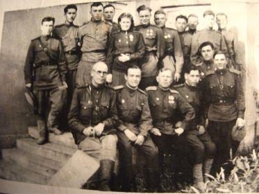 г.Рума ноябрь 1944 г. (см. текст в разделе Воспоминания о солдате)