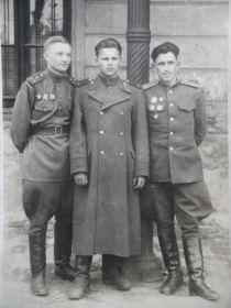 г.Мишкольц Венгрия 01 05 1945 г.
