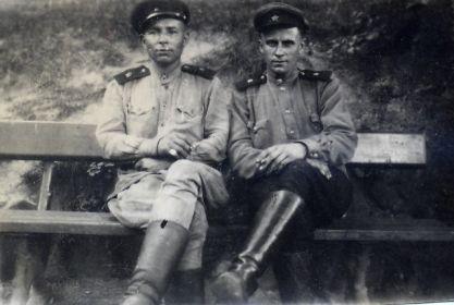Тимофей Никифорович Чередов