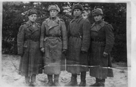 Польша 1944год