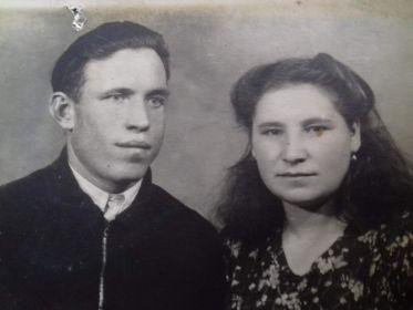 Агеевы Иван Дмитриевич и Пелагея Федоровна