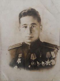 Чепелюк Сергей Георгиевич, зам. командира АЭ / штурман АЭ 144 Гв.ШАП 9 Гв.ШАД 1 Гв.ШАК