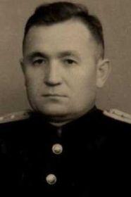 Строгов Иван Афанасьевич