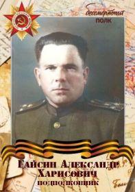 Гайсин Александр Харисович