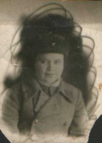 Ковалёва (Корнева) Тамара Степановна