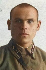 Зинин Сергей Никифорович (13.10.1916-26.10.1942) лейтенант, ком.взвода 204-го б-на 90-й тбр.