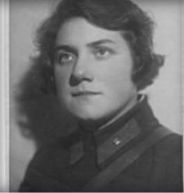 Манугина Евгения Николаевна (1923 г.р.)