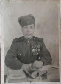 Медянников(Медянов) И.Н., о.Сахалин, 1947г