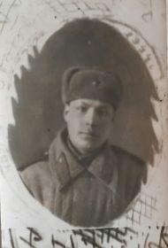 Медянников(Медянов) И.Н.,2-й Украинский фронт, 1944г