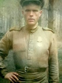 Румячев Степан Сергеевич