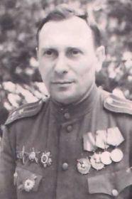 Гвардии полковник Ионов Владимир Михайлович (1906–?), начальник штаба 47-й гвардейской стрелковой дивизии.