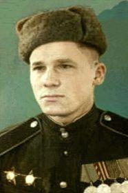 Зубакин Даниил Евстафьевич