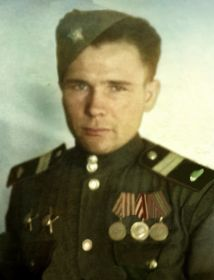 Кирсанов Константин Алексеевич