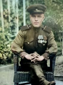 Сафонкин Иван Иванович