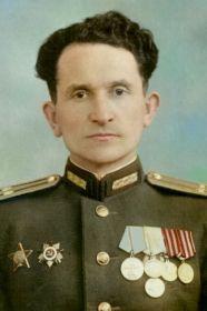 Измайлов Федор Николаевич