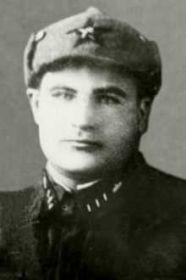 Герой Советского Союза КУЛЬБЯКИН Алексей Николаевич