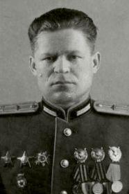 Беляк Кузьма Арестович- комбат 308 танкового б-на