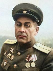 Киданов Сергей Федорович