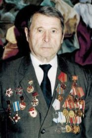 Курганов Григорий Данилович