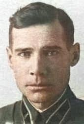 Барсуков Пантелей Семенович- командир мотострелково-пулеметного батальна в 1943г.