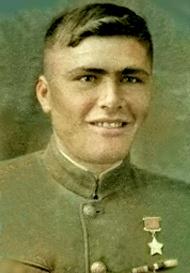 Герой Советского Союза Кадыргалиев Леонид Иванович- командир отделения автоматчиков МБА