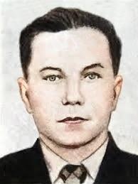 Герой Советского Союза Кучумов Павел Васильевич- пулеметчик МБА