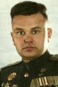 Мищенко Алексей Дмитриевич-командир батальона