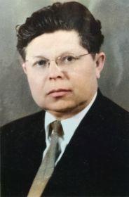 Герасимов Геннадий Иванович
