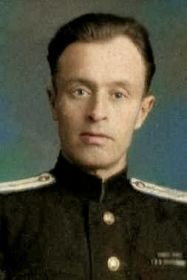 Тихонов Борис Александрович
