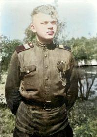 Фентисов Василий Михайлович