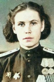 Доценко (Тарасова) Анастасия Ивановна
