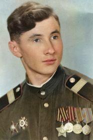 Ивченко Петр Федотович