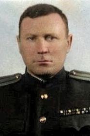 Растрогин Кузьма Федорович