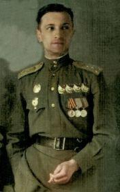 Коц Дмитрий Прокофьевич- командир батальона