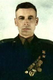 Шумилов Анатолий Иванович-командир танковой роты