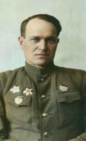 Ефремов Иван Федорович- командир 51 ОМЦБ
