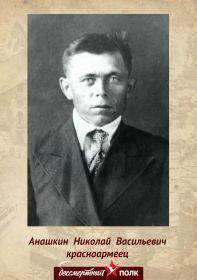 Анашкин Николай Васильевич