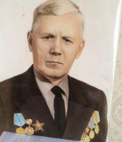 Павлов Михаил Иванович, 1914г.р Вернулся