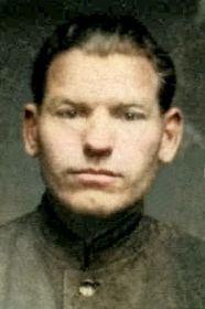 Христич Анатолий Степанович- командир роты управления в 1944г.
