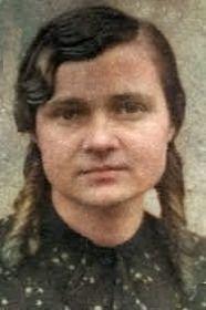 Койда (Целикова) Мария Анисимовна