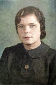 Ерко Матрена Семеновна