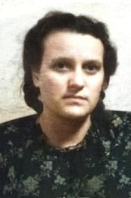 Рыскова Вера Павловна