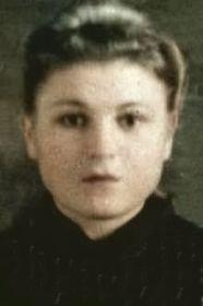 Баранова Вера Афанасьевна
